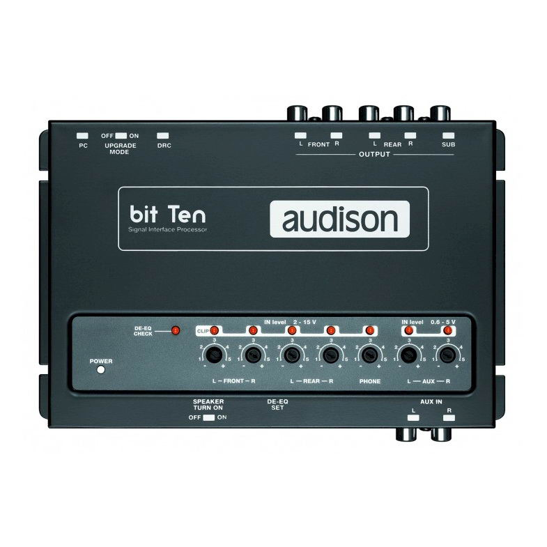 Audison Bit Ten